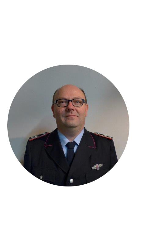Marcus Neumann stellvertretender Gruppenführer